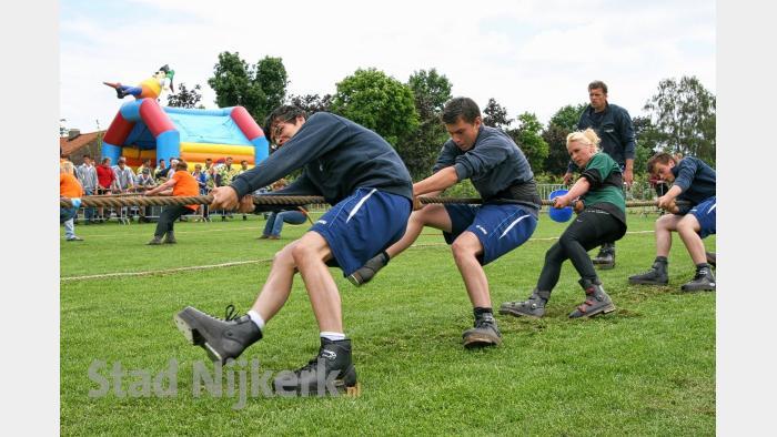 Nederlands Kampioenschap touwtrekken 2016